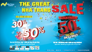 THE GREAT NHA TRANG SALE