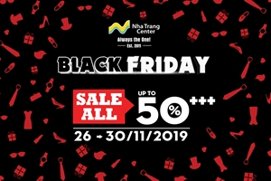 BLACK FRIDAY NHA TRANG CENTER